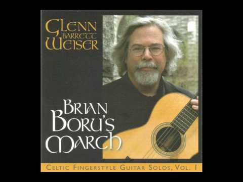 Celtic Fingerstyle Guitar - Molly McAlpin, Brian Boru's March - Glenn Weiser