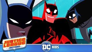 Justice League Action En Français | Batman En Action! | DC Kids