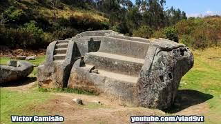 Niewyobrażalne ślady w Peru-nagranie w j.rosyjskim