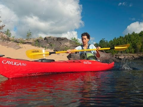 3 Golden Rules of Recreational Kayaking for Beginners