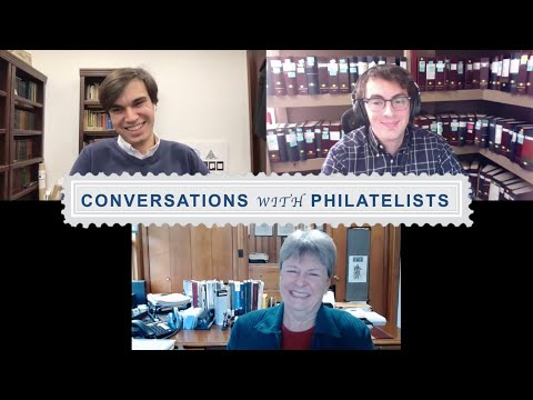 Conversations with Philatelists Ep 28: Trish Kaufmann