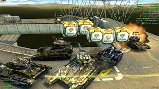 Tanki Online Gold Box Video #14 by Oufa