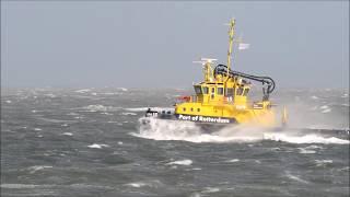 Shipspotting Rotterdam, 20170913
