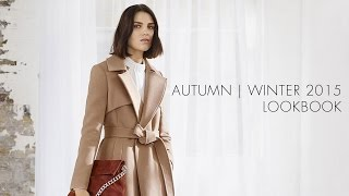 Autumn | Winter 2015 Lookbook - Karen Millen