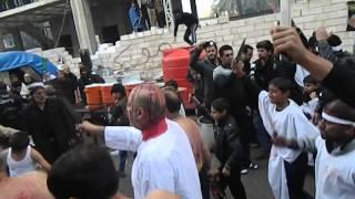 preview picture of video 'Zanjeer Matam Karbala 2014'