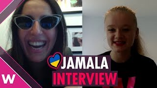 "Eurovision Winner Jamala On ""Solo"", MARUV And More 
