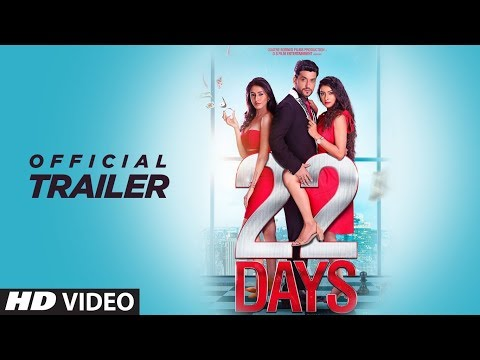 Download 22 Days Movie Trailer | Rahul Dev, Shiivam Tiwari, Sophia Singh | T-Series HD Video