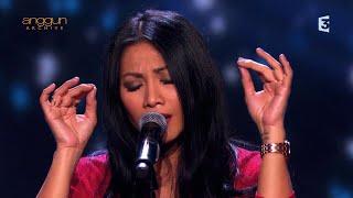 Anggun - La Neige Au Sahara (Live on Du côté de chez Dave / France 3) 10/1/16