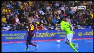 LNFS, the big match went to Barcelona