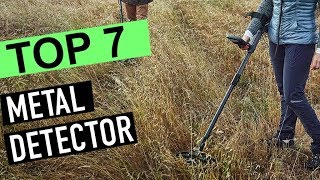 BEST METAL DETECTORS! (2020)