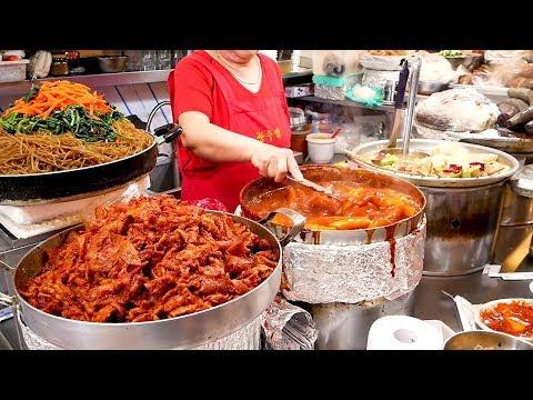 Yummy Korean Street food