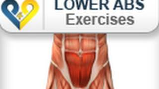 Lower Abs Exercises: 4 Times Abs