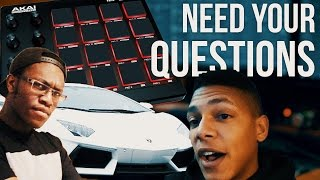 My music got played in a LAMBORGHINI ! (Need Q&A Questions)
