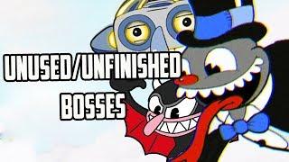Cuphead   Unfinished/Unused Bosses - dooclip.me