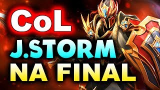 CompLexity vs J.Storm - NA FINAL - ESL One Katowice 2019 DOTA 2
