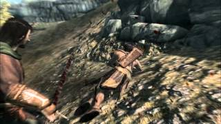 The Dance Of Death a Skyrim KILLCAM Mod