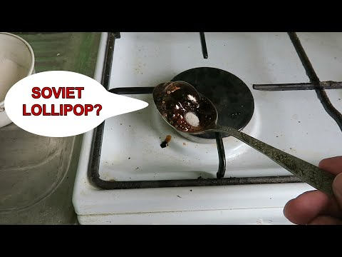 Russian Hacks: How to make a Soviet lollipop