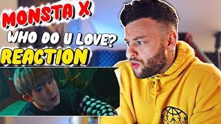 THIS IS LIT  |  Monsta X   Who Do U Love Feat. French Montana | REACTION