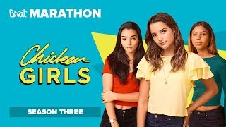 CHICKEN GIRLS | Season 3 | Marathon