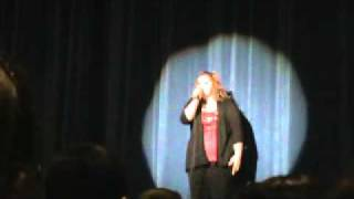 Brittany Best PSHS Talent Show