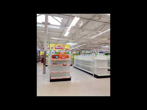 """Hey There Delilah"" but it's played in an empty Toys R' Us at 2:37 pm with moderate traffic outside"