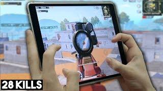 HANDCAM GAMEPLAY   Pubg Mobile