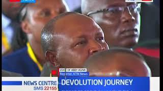 President Uhuru Kenyatta leads Fifth Devolution Conference