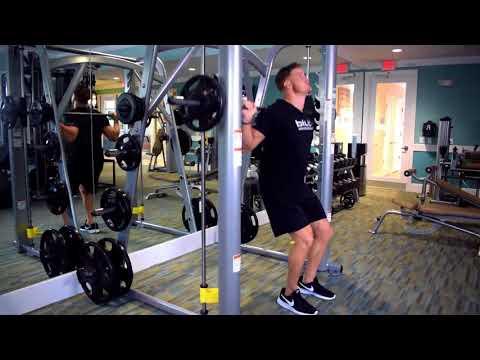 Metropolitan: Smith Machine Squat (3 Variations)