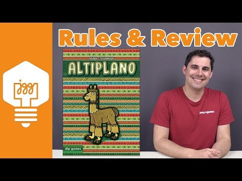 JonGetsGames - Altiplano Review
