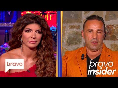 Did Joe Giudice Watch Bravo Behind Bars? Never-Before-Seen First Look   Bravo Insider
