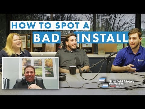 How To Spot a Bad Metal Roof Install: From The Experts