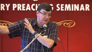 EPS 2011 Lecture 2 of 4 : David Cook - Preaching Historic Narrative (Book of Acts)