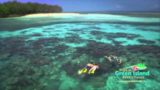 Cairns Green Island Great Barrier Reef Chinese Subtitles