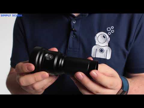 Bigblue 3500 Dive Torch Review