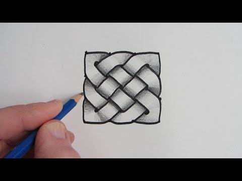 How to Draw a Celtic Knot: Step by Step