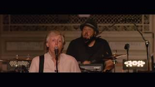 Paul McCartney 'Sgt. Pepper's... (Reprise)' (Live from Grand Central Station, New York)