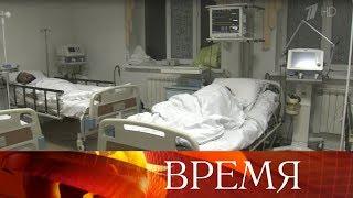 ВИнгушетии врезультате нападения напост ДПС ранены трое полицейских.