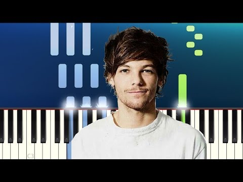Louis Tomlinson - Two of Us (Piano Tutorial)