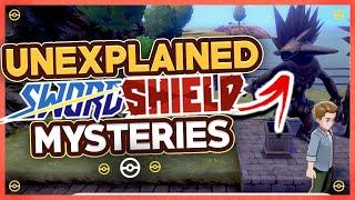 5 Unexplained Pokémon Sword and Shield Mysteries