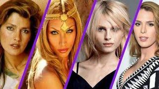 Erkek Olarak Doğmuş En Güzel 10 Kadın
