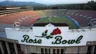 The Rose Bowl Stadium Renovation - Preserving Pasadena's National Historial Landmark