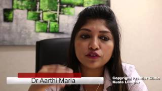 Skin Diseases & Its Treatment explained by Dr Aarthi Maria Francis,  Kuala Lumpur