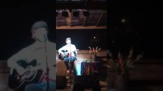 Todd Snider God's Own Drunk (Jimmy Buffet Cover) Coast, Stock Island, Florida 11-02-2016