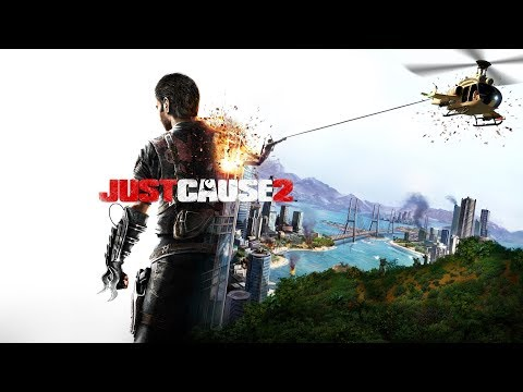 Just Cause 2 XEON E5 2640 + GTX 970 ( Ultra Graphics ) ТЕСТ