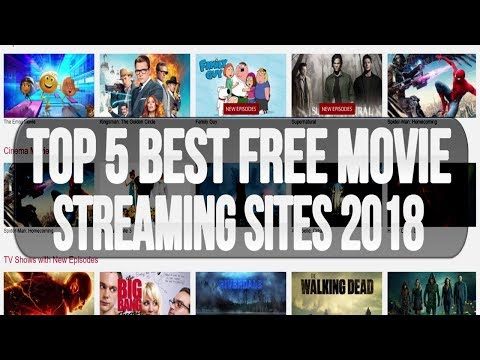 Top 5 best free movie streaming sites to watch movies online 2017 2018