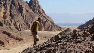 Where is the real Red Sea crossing site? Road To Sinai - Part 1 - The Crossing