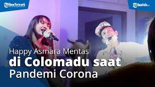 Happy Asmara Mentas di Colomadu saat Pandemi Corona, Pakai Protokol Kesehatan Ketat