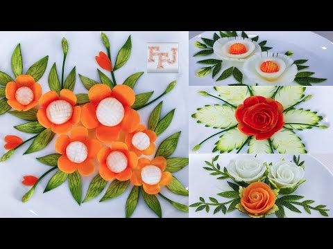 5 Vegetable Arts | DIY & Hacks