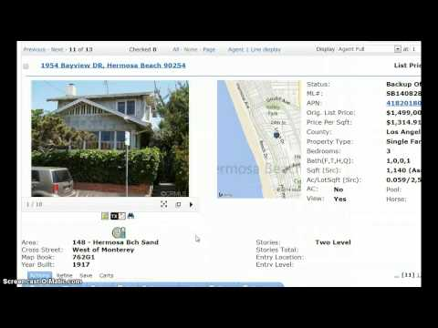 Hermosa Beach Real Estate Market