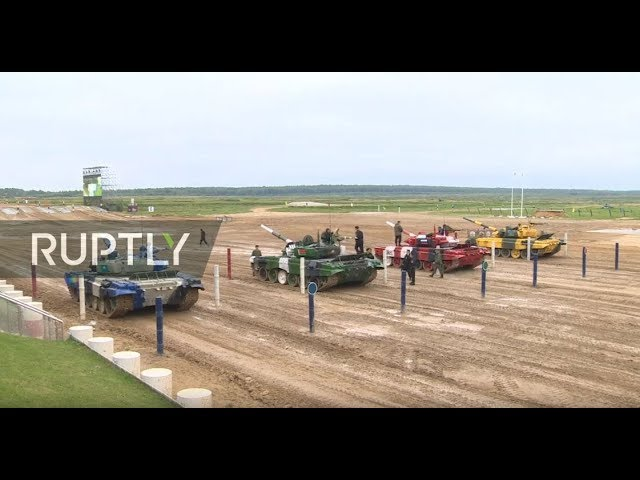 LIVE: International Army Games 2019 final day
